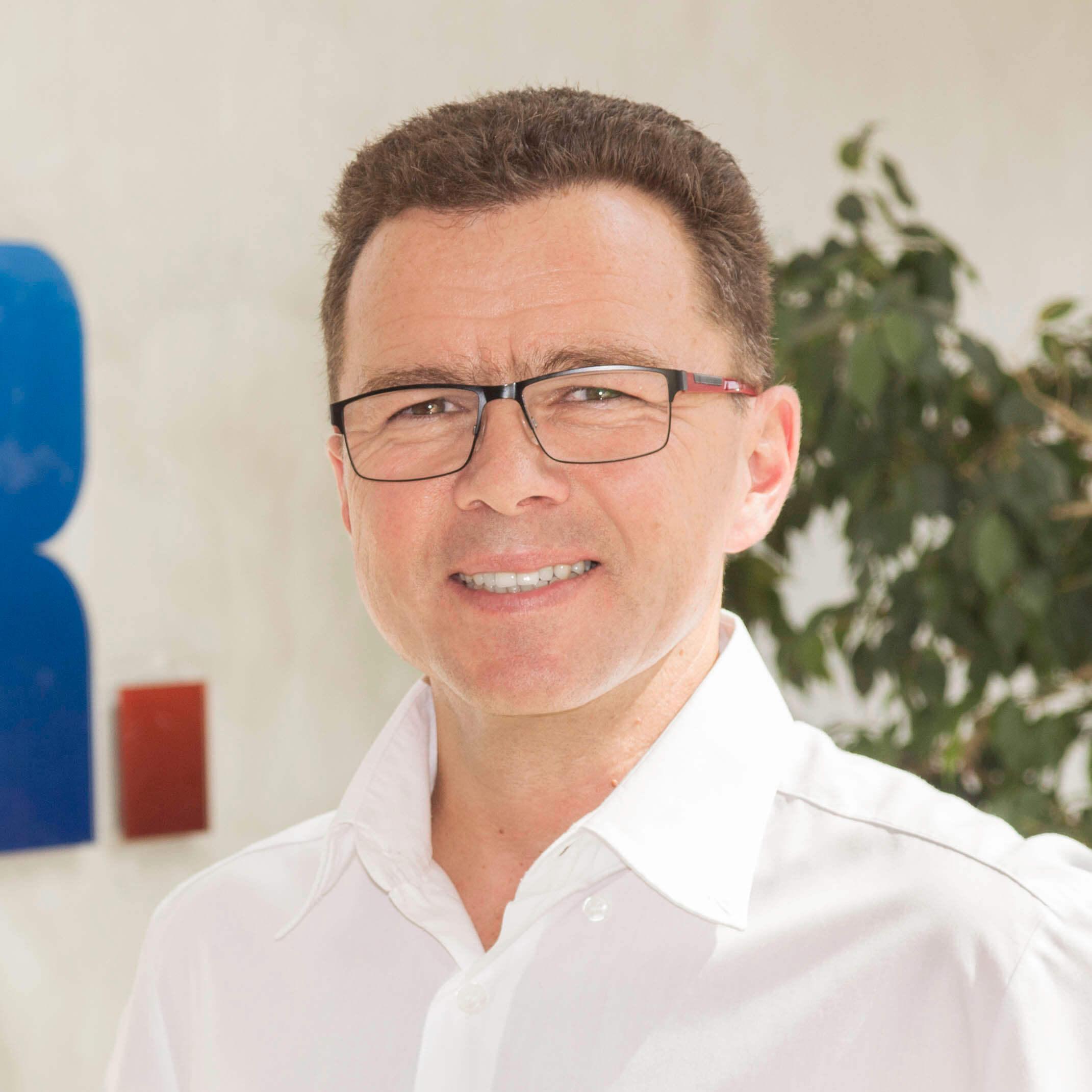 Portraitfoto von SpeedFolder Experte Ralf Burger